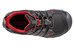 Keen Oakridge Low WP Shoes Youth Black/Tango Red